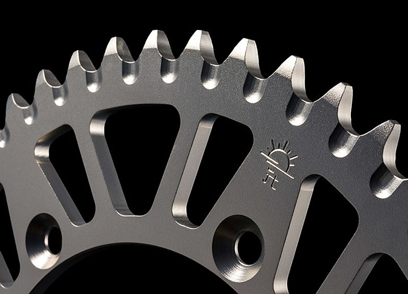 JT Sprockets JTSK3088 530X1R Chain and 15-Tooth//38-Tooth Sprocket Kit