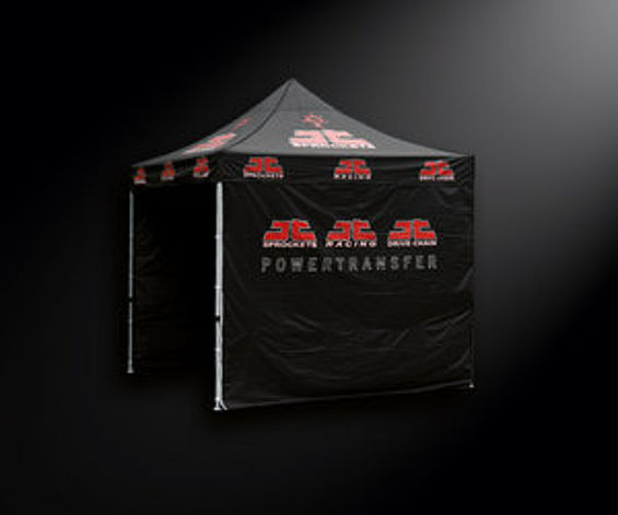 JT Sprockets: JT Racing Tent – Now Available