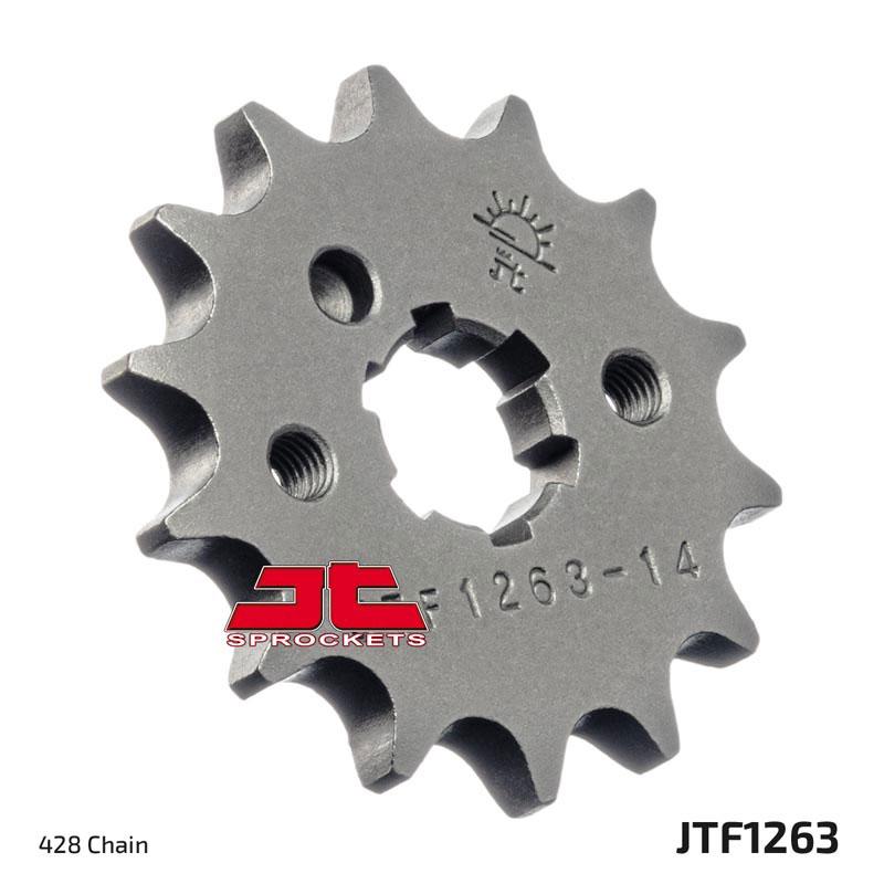 JT Sprockets JTF1263.15 15T Steel Front Sprocket Z24-9131