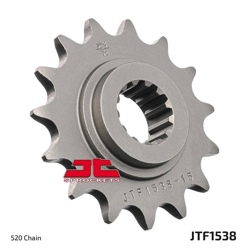 JT Front Sprocket 14 T 520 Pitch JTF1538.14 KAWASAKI Z 750 J 2004