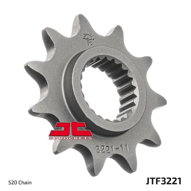 JT Sprockets JT SPROCKET STEEL POLARIS # JTF3221.11 NEW