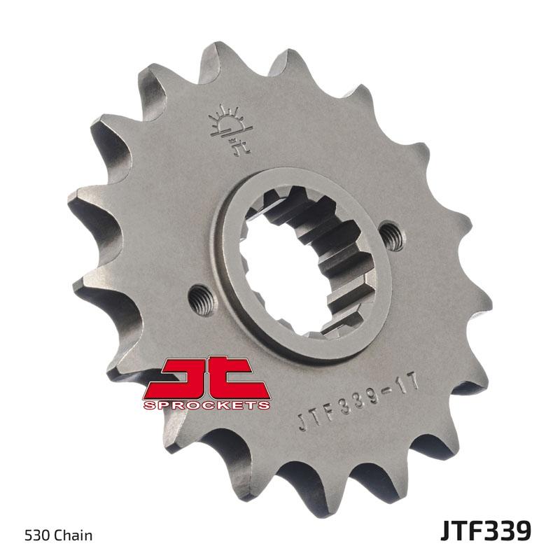 Front Drive Sprocket JTF339 17t fits Honda VF750 F 83-85 JT