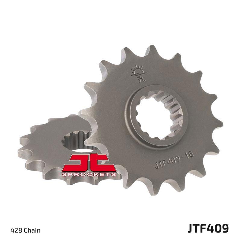 JTF409.16 JT Front Sprocket 16 Tooth