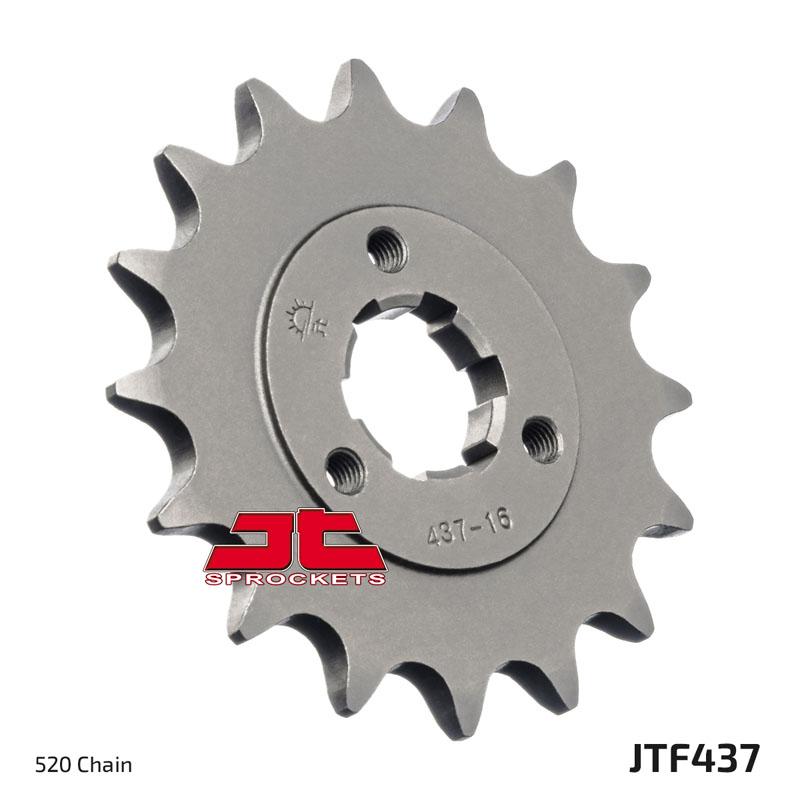 Jt Sprocket JTF437.16  Jt Steel Front Sprocket 16 Tooth Suzuki