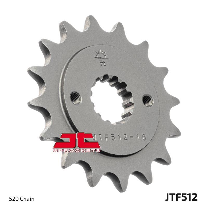 JT Sprockets JTF434.16 16T Steel Front Sprocket