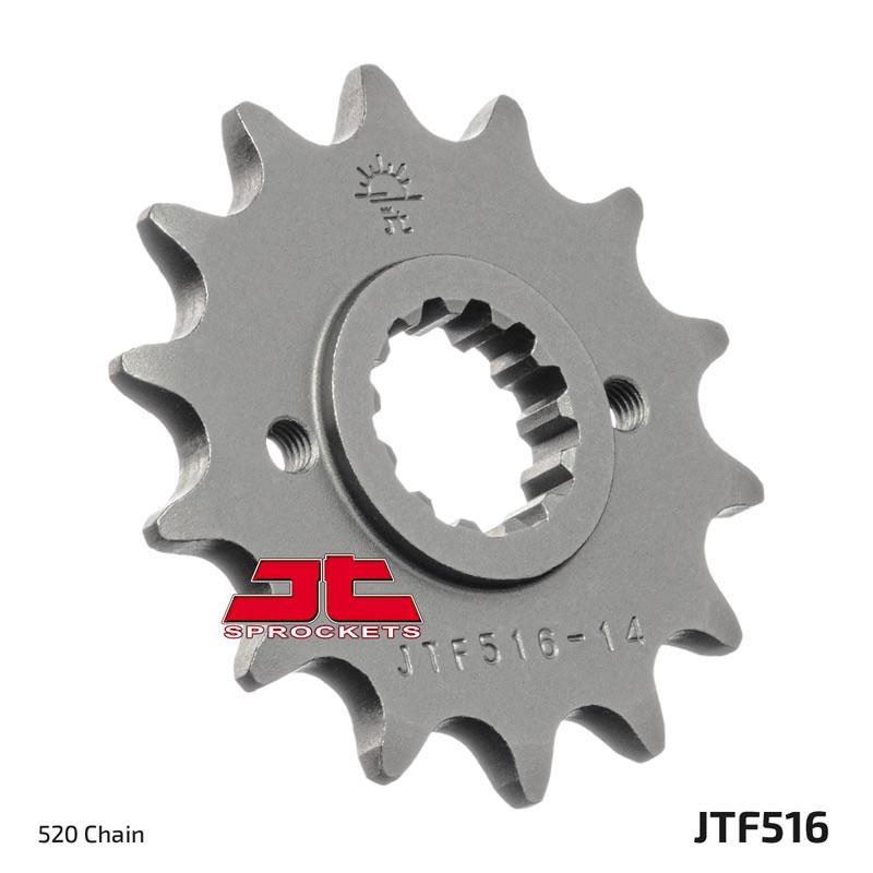 JT Sprockets JTF516.13 13T Steel Front Sprocket