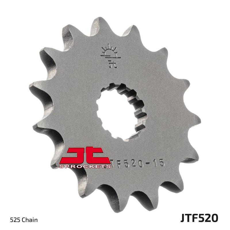 Front Sprocket 17 teeth For Suzuki DL 1000 K7 V-Strom 2007