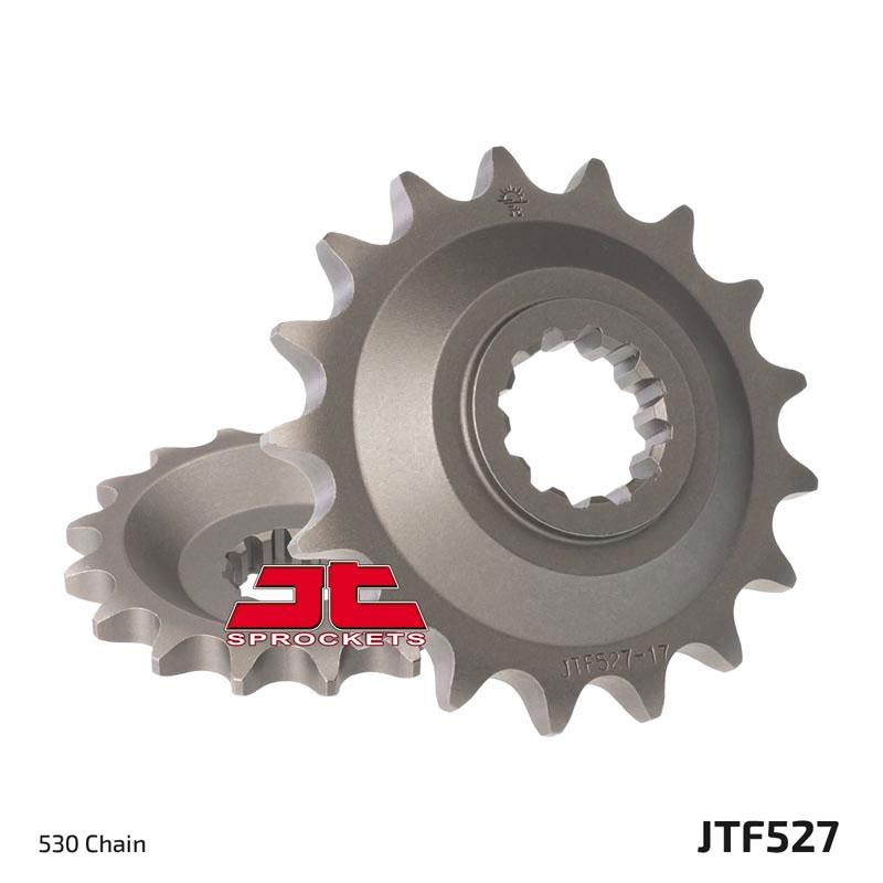 JT Sprockets JTF563.12 12T Steel Front Sprocket