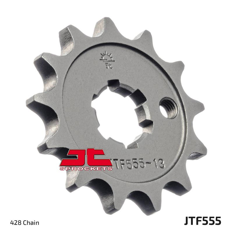 JT Sprockets JTF425.16 16T Steel Front Sprocket
