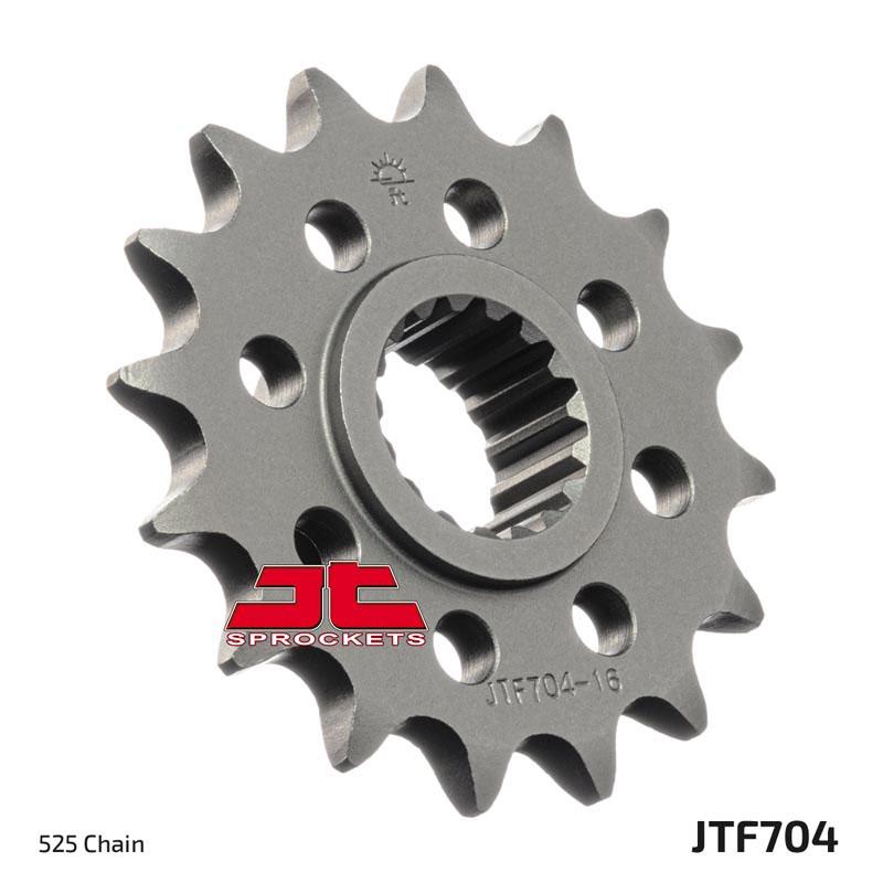 JT pignone JTF704/16/denti adatto Aprilia 1000/tuono R Racing 06/ /10