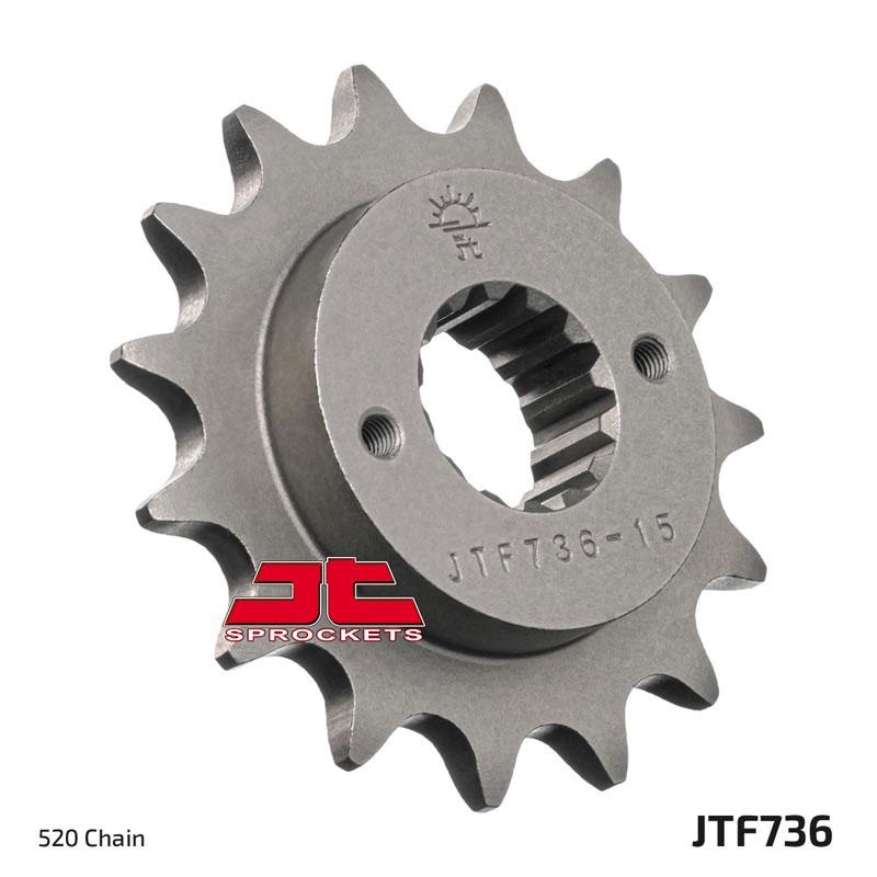 JT Sprockets JTR2011.44 Steel Rear Sprocket