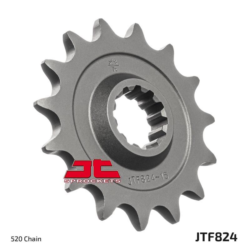 JT Sprockets JTF824.17 17T Steel Front Sprocket