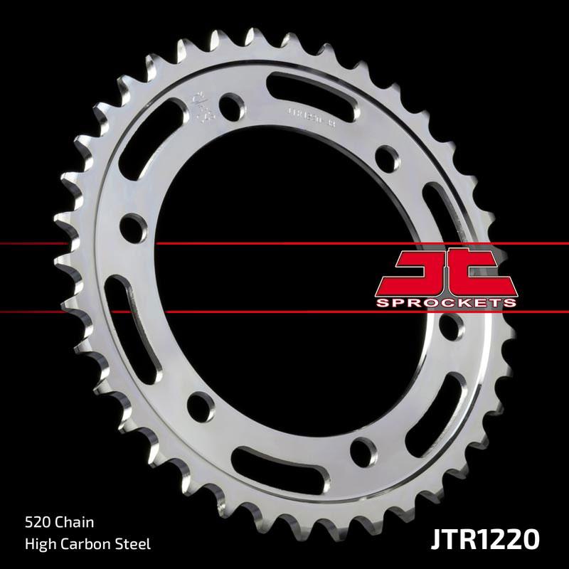 JT Sprockets JTR487.38 39-Tooth Steel Rear Sprocket