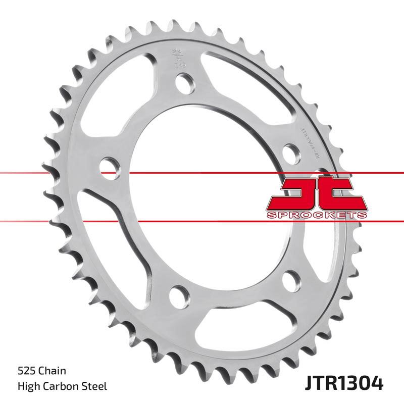 PC39 04-08 JT Rear Sprocket JTR1304 41 Teeth fits Honda CBF500 ABS