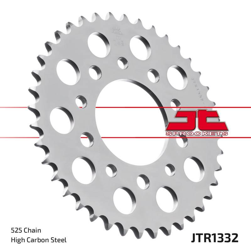 JT Sprockets Steel Rear Sprocket 42T 525 Pitch JTR1332.42