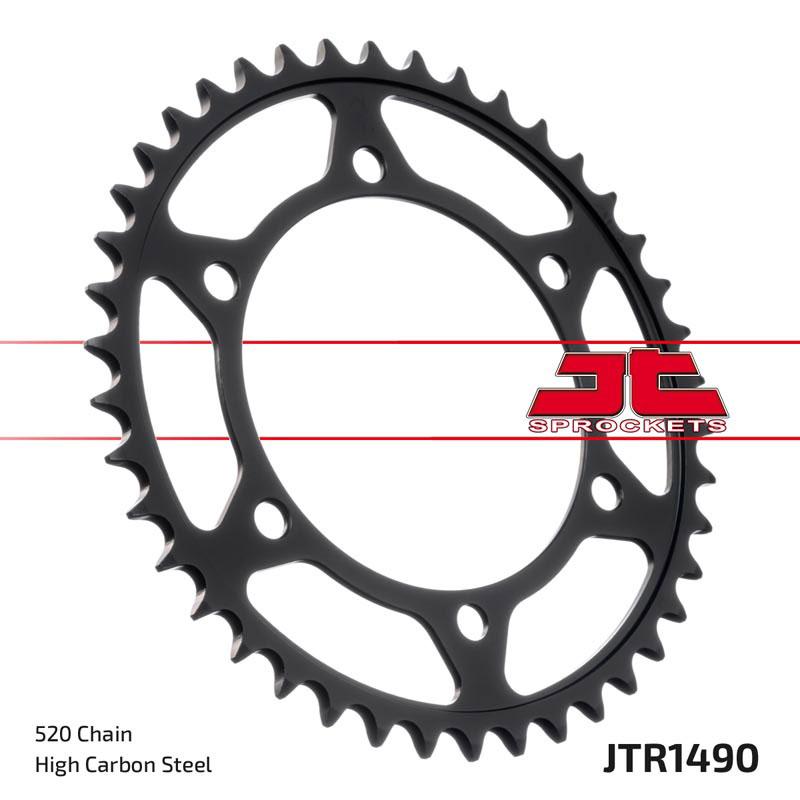 JT Sprockets JTR1490.43 43T Steel Rear Sprocket