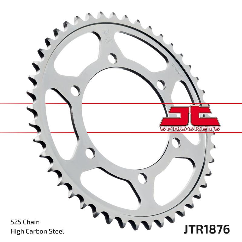 Steel Rear Sprocket~2002 Suzuki DR650SE JT Sprockets JTR1791.41