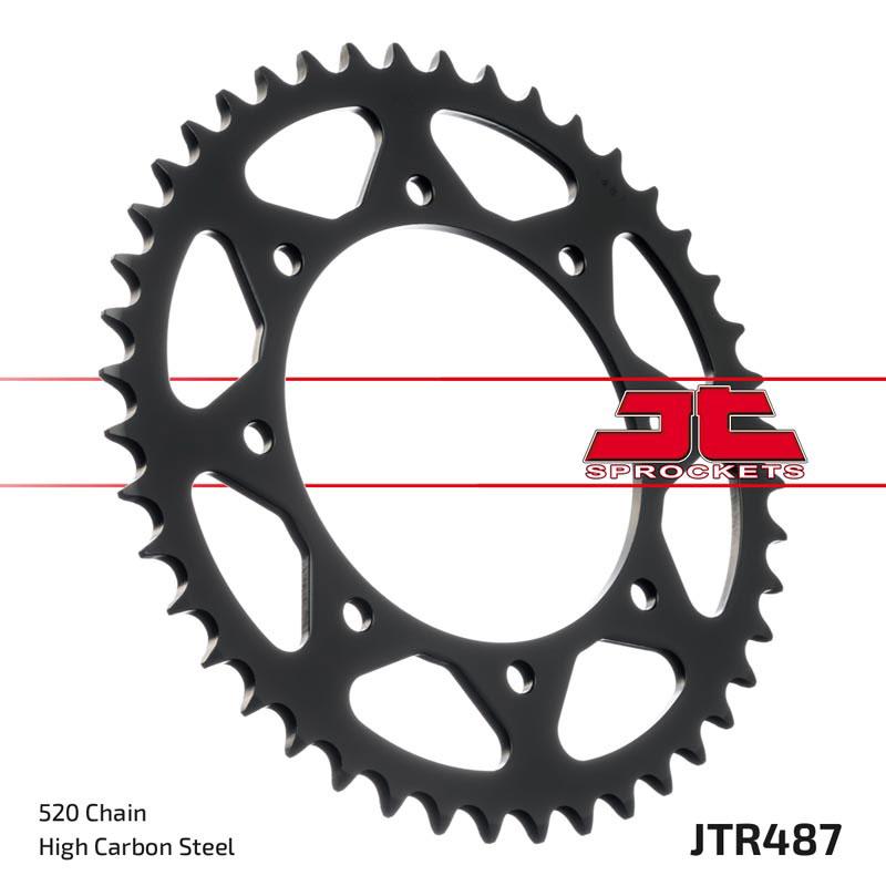 12-16 JT Rear Sprocket JTR1490 37 Teeth fits Kawasaki W800 Special Edt