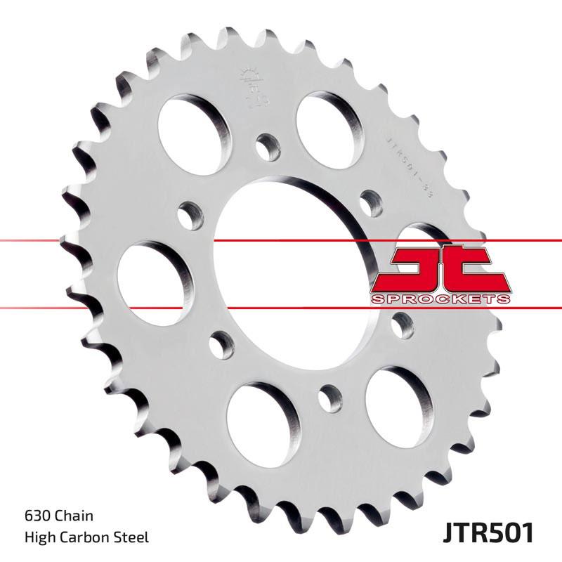 JT Sprockets JTR829.48 48T Steel Rear Sprocket