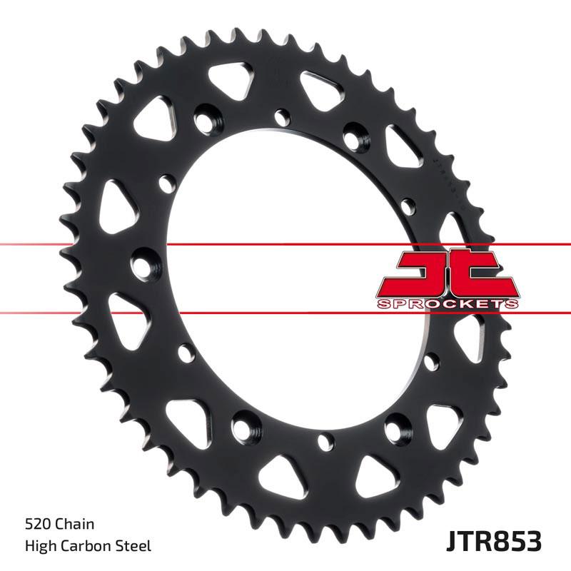 JT Steel Sprocket 42 Teeth 42T Rear Yamaha Banshee 350 87 88