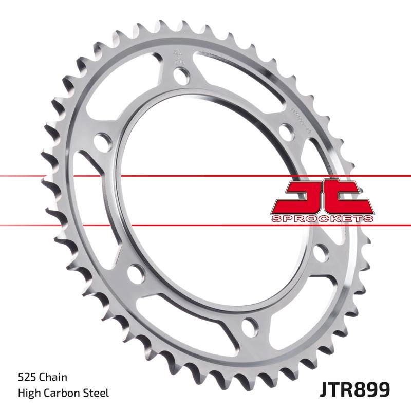 JT Sprockets JTR899.42 Steel Rear Sprocket 42T KTM 950 990 1050 1190 Adventure
